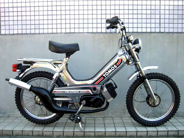 Puch moped 13